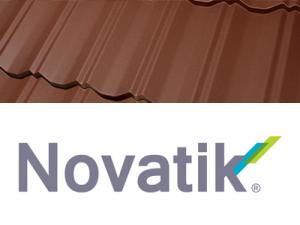 Tigla metalica Novatik Practik, Novatik Matt, Novatik Avangarde