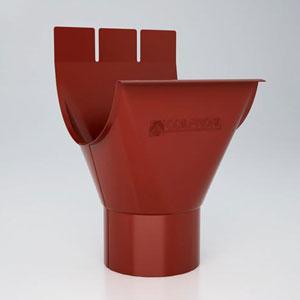 Sistem pluvial Metidro Coilprofil Racord jgheab - burlan